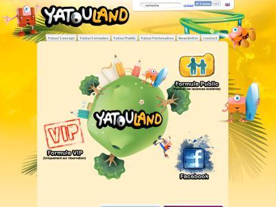 Réalisation du site internet de Yatouland